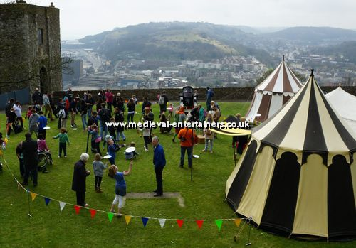 Medieval Themed Circus Workshop